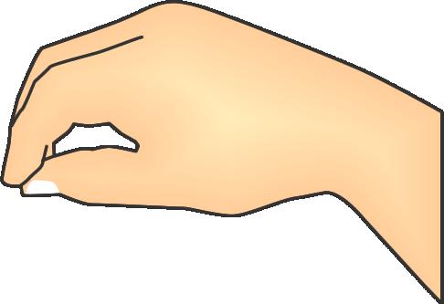 手のイラスト イラストカットcom