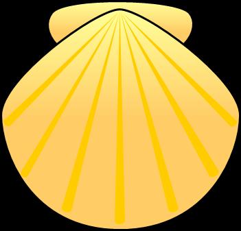 ホタテ貝シジミのイラスト イラストカットcom