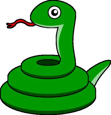 ヘビのイラスト