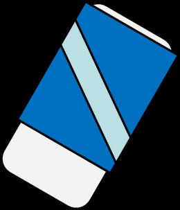 消しゴムのイラスト イラストカットcom
