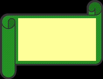 巻き物掛け軸のイラスト イラストカットcom