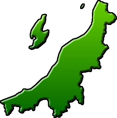 新潟県のイラスト イラストカットcom