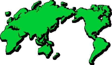 世界地図 世界地図 素材 無料 : せかいちず 世界地図 ワールド ...