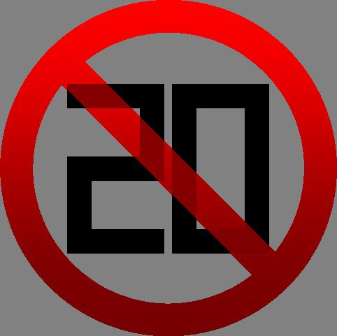禁止マークのイラスト(6) フリー素材 イラストカット.com
