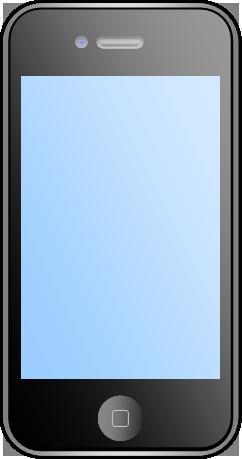 スマートフォンのイラスト イラストカットcom
