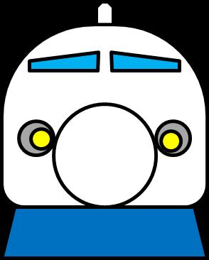 新幹線のイラスト イラストカットcom
