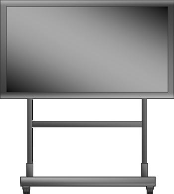 「テレビ フリー素材  壁掛け イラスト」の画像検索結果