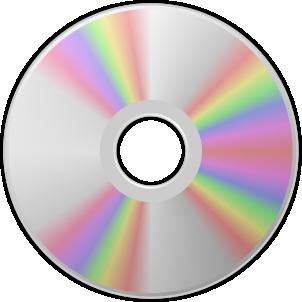 CD/DVD/ブルーレイディスクのイラスト | フリー、無料で使える ...