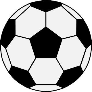 サッカーボールのイラスト イラストカットcom